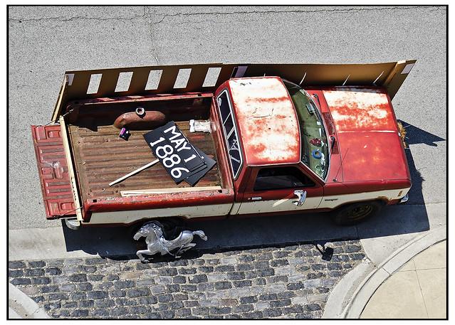 Twenty First Century Pushcart - Haymarket 125