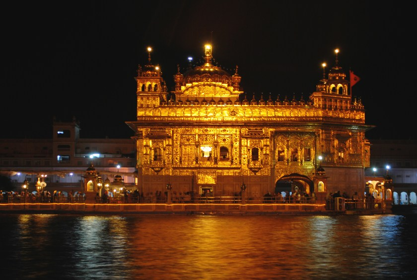 The Golden temple...