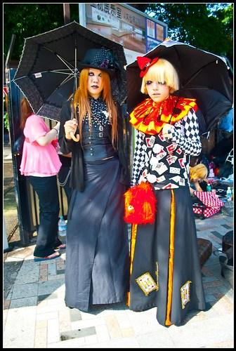 Cosplay en Harajuku