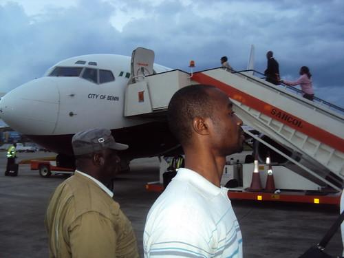 Nnamdi Azikiwe Airport Abuja Nigeria by Jujufilms