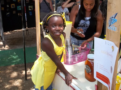 Mikaila Ulmer on Lemonade Day