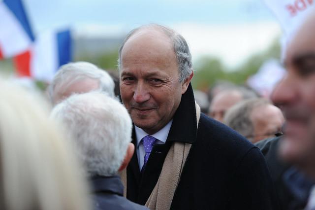 Laurent Fabius à Vincennes, la force du Rassemblement