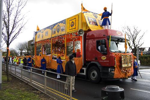 Wednesfield Vaisakhi Celebration 2012