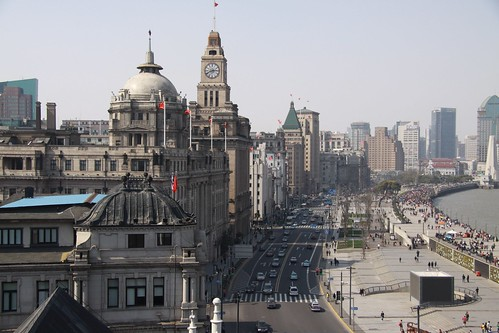 The Bund from M