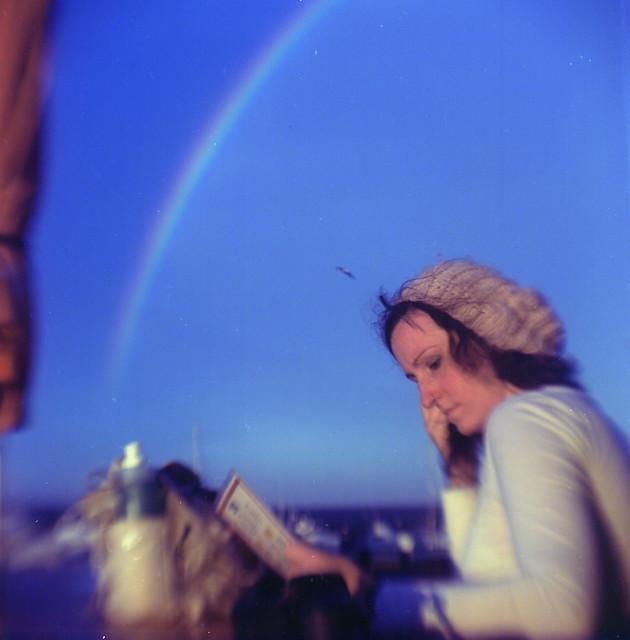 Mary's raingbow