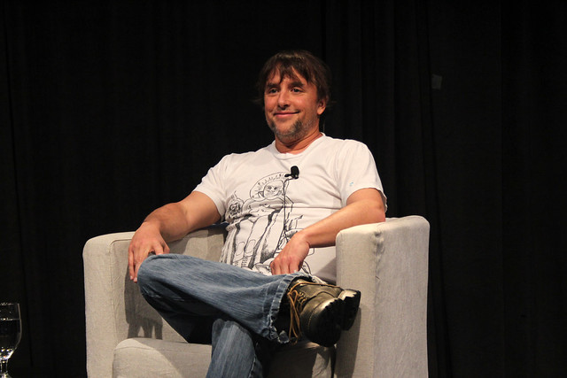 Richard Linklater at SXSW 2012