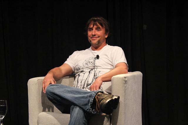 Richard Linklater at SXSW 2012