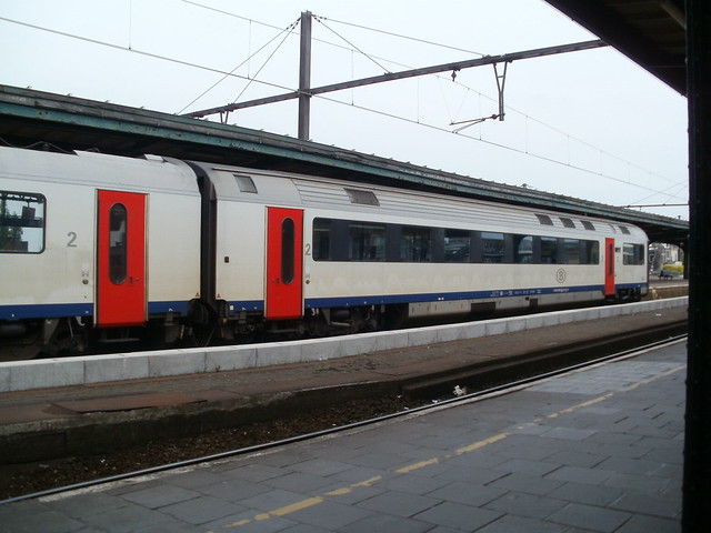 Tren Bélgica