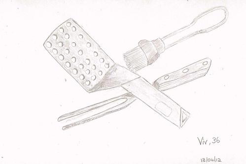 kitchen drawer - v