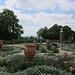 Formal garden near the orangery.