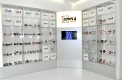 Gunpla Tokyo Gundam Museum Diver City (5)