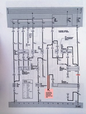 Wiring Diagram For Electric Radiator Fan – The Wiring
