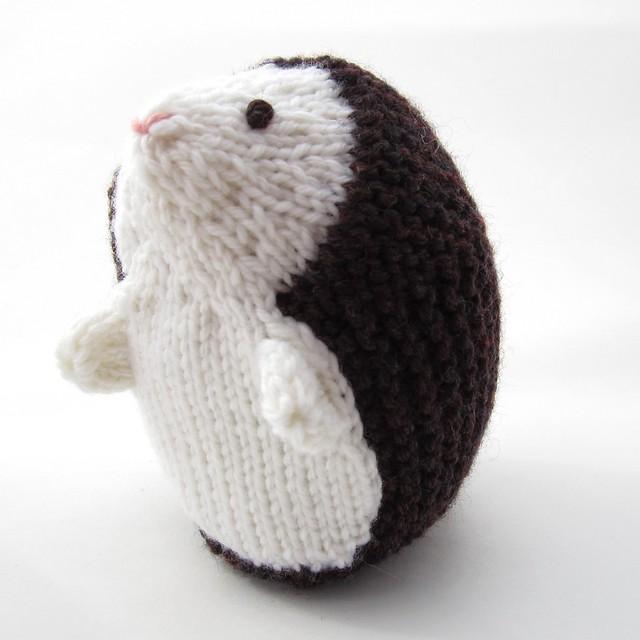 Mummy Hedgehog