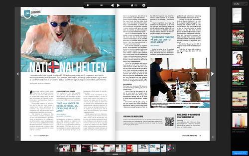 Pál í Idrætsliv: OL Special 2012