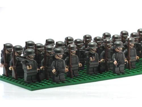 Tropas de Panzerbricks