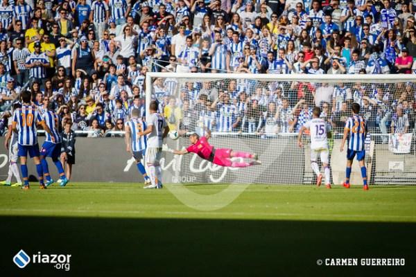 Deportivo - Jaén, en imágenes