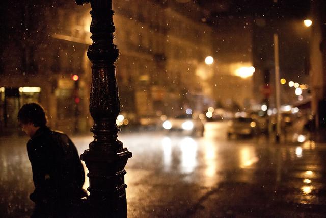Paris under the Rain [Explore #412]