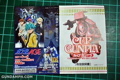 Char Zaku Nissin Cup Gunpla 2011 OOTB Unboxing Review (29)