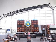 Fresh Beer at Danang Airport