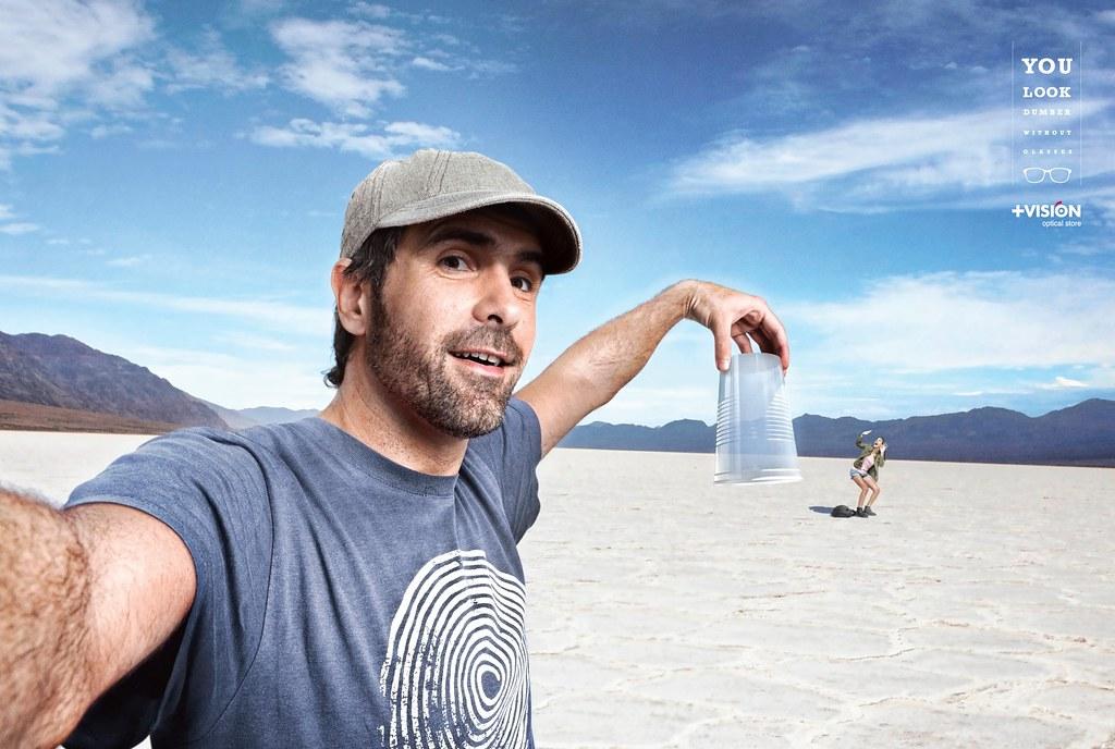 + Vision - Fail Selfies Desert