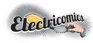 Electricomics Logo Victorian
