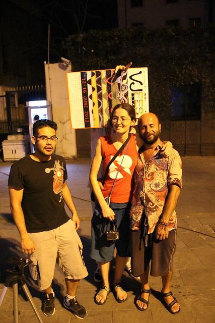 mayer+empl . VJ Fest Istanbul 2012 . social networking . istanbul . 2012