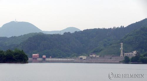 Dam in Aomori, Japan