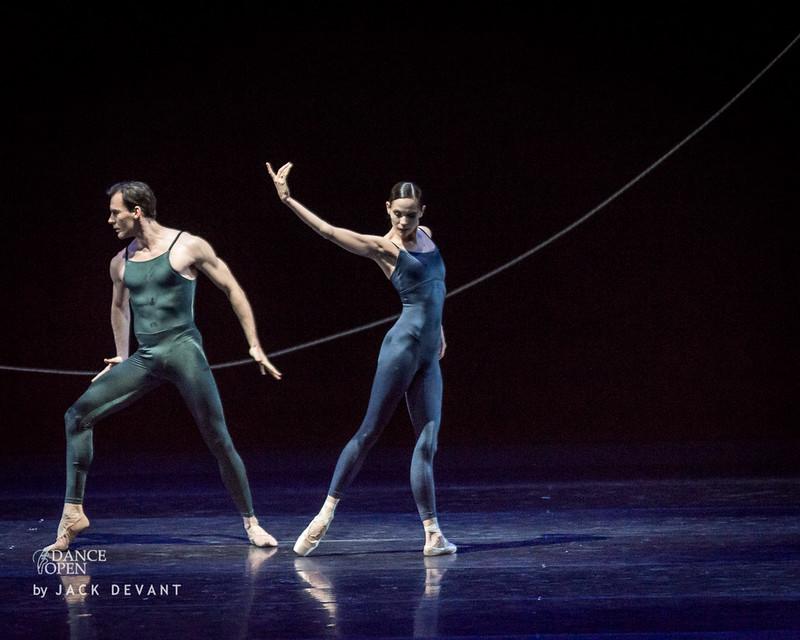 Variations for Two Couples by Igone de Jongh and Jozef Varga Het Nationale Ballet - Dutch National Ballet.