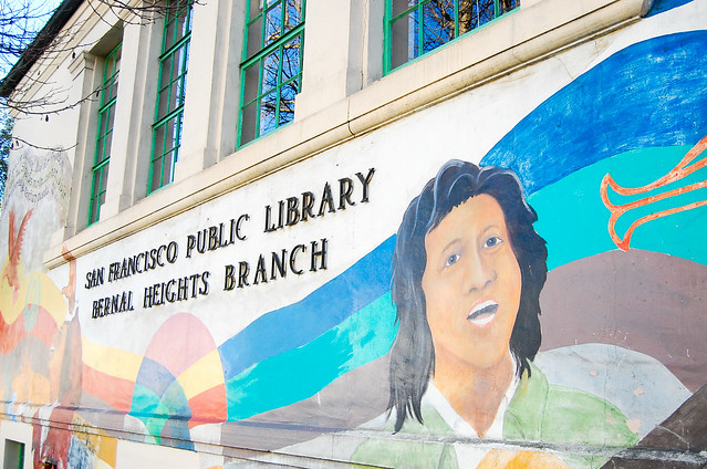 Bernal Heights Library