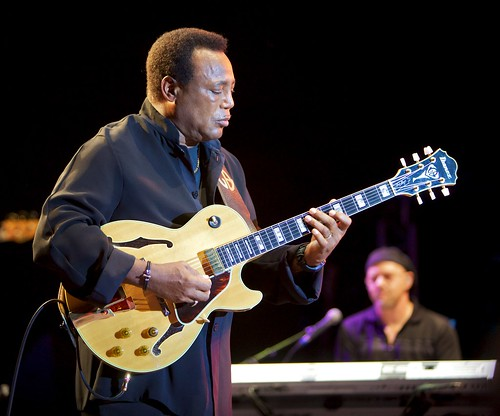 Georges Benson at Jazz à Juan 2010 2