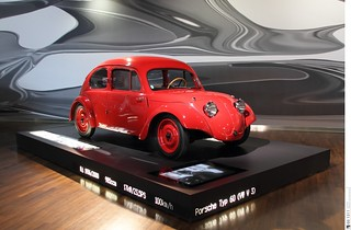 1936 Volkswagen Porsche Typ 60 (VW V3)