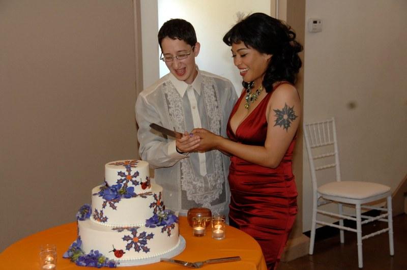 cake by Carolyn Wong