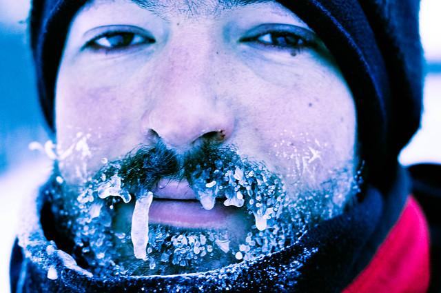 A better ice-beard