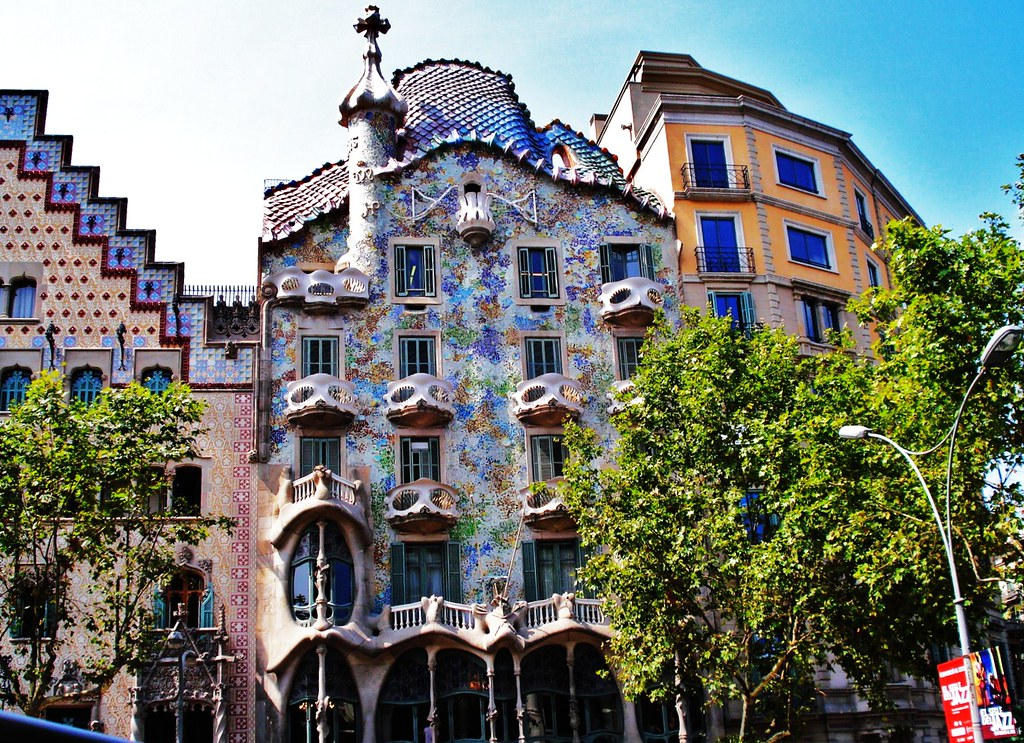Billedresultat for Casa Batlló