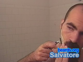 Salvatore: going goatee, part 18