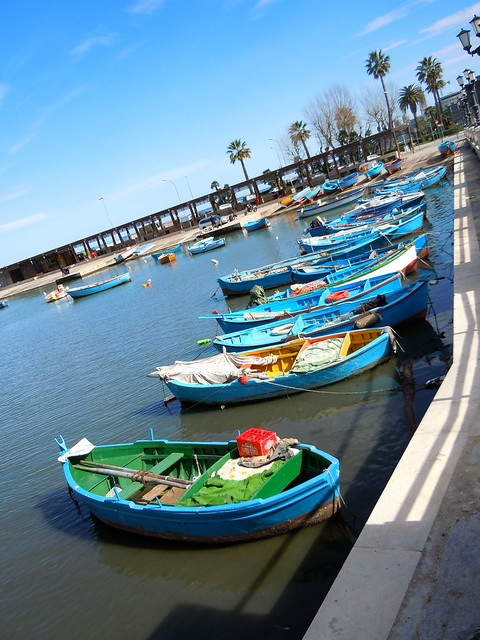 Old Bari Port
