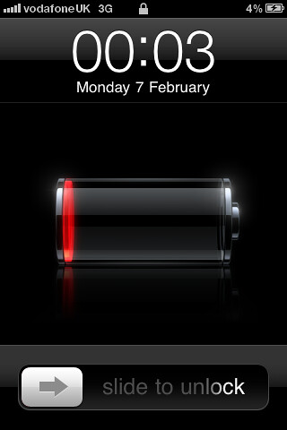 iPhone battery is crap
