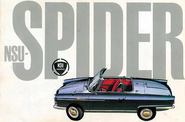 NSU Spider