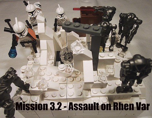 Mission 3.2 - Assault on Rhen Var