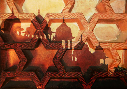 Fatehpur Sikri collage