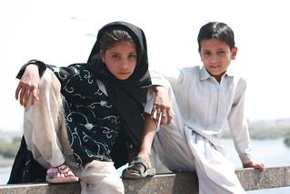 Street Vendor Kids