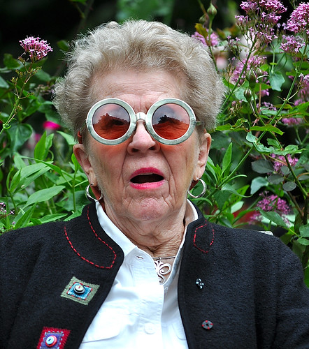 Eltons Mum ?