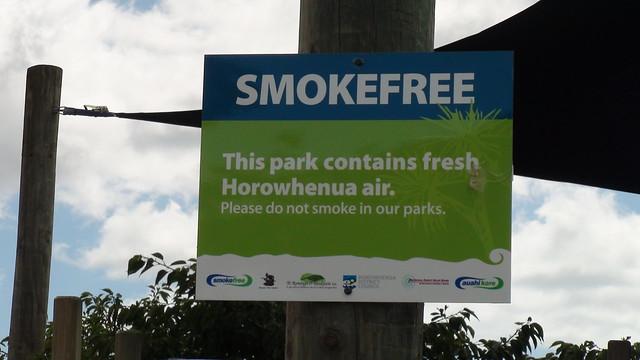 Smokefree Sign