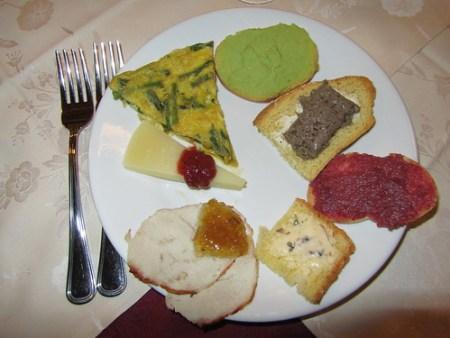 Gastronomia Andreani Collepepe