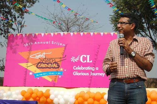 Matchless Sanjay, always sweet 16. An Inspiring Leader.