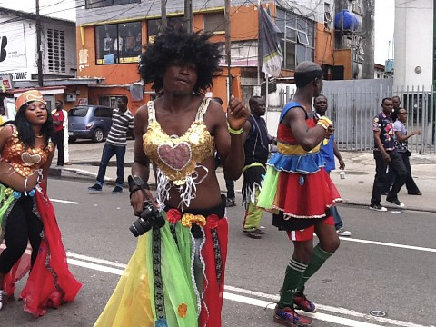 Lagos Carnival 2011 - Agege Parade by Jujufilms