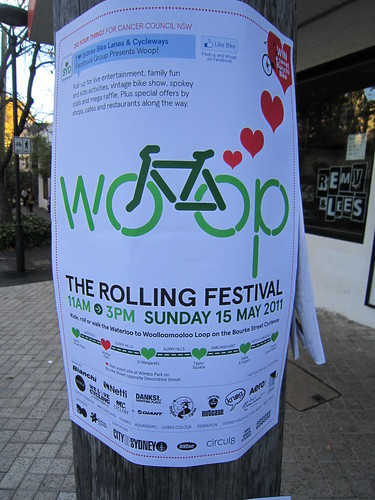 Woop - The Rolling Festival