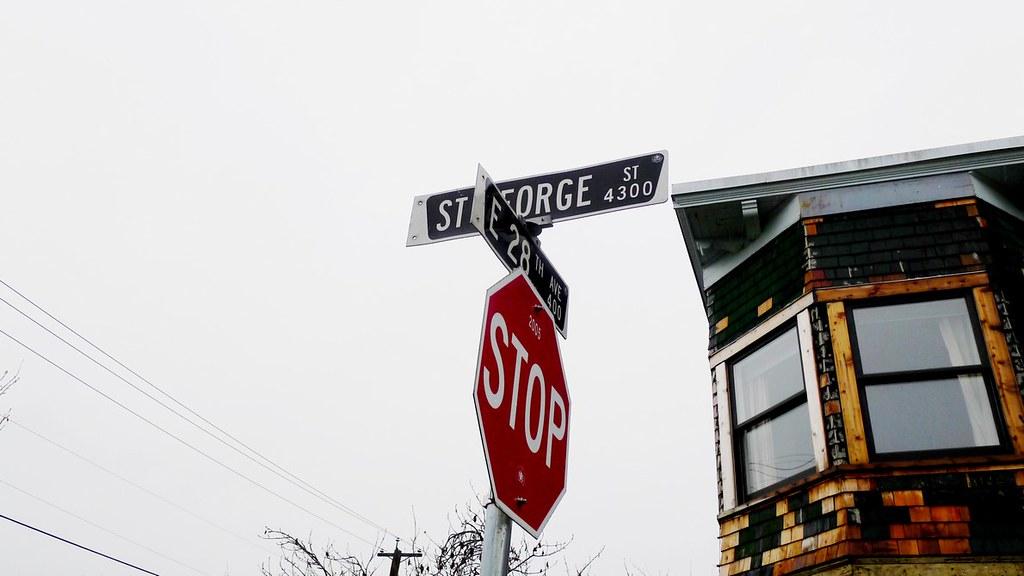 Le Marche St George Vancouver East