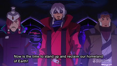 Gundam AGE 2 Episode 26 Earth is Eden Screenshots Youtube Gundam PH (16)