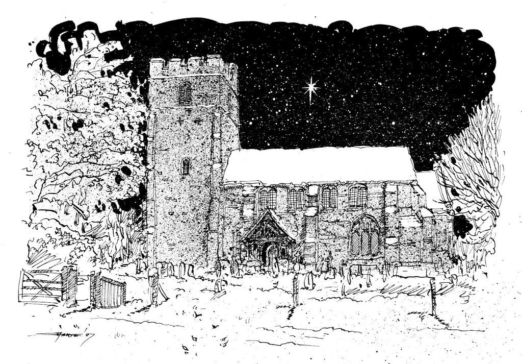Line Drawing Illustrations Steve SharpeSteve Sharpe